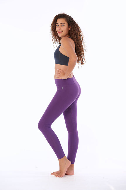 Activewear Yoga pants full length bamboo