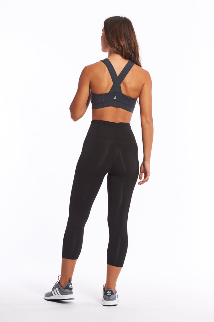 Sports back Activewear crop top