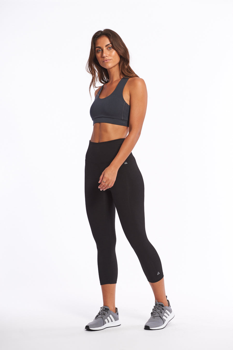 Activewear crop top for yoga
