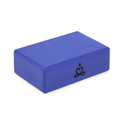 Activewear Yoga block blue