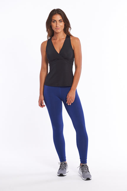Econyl womens activewear top
