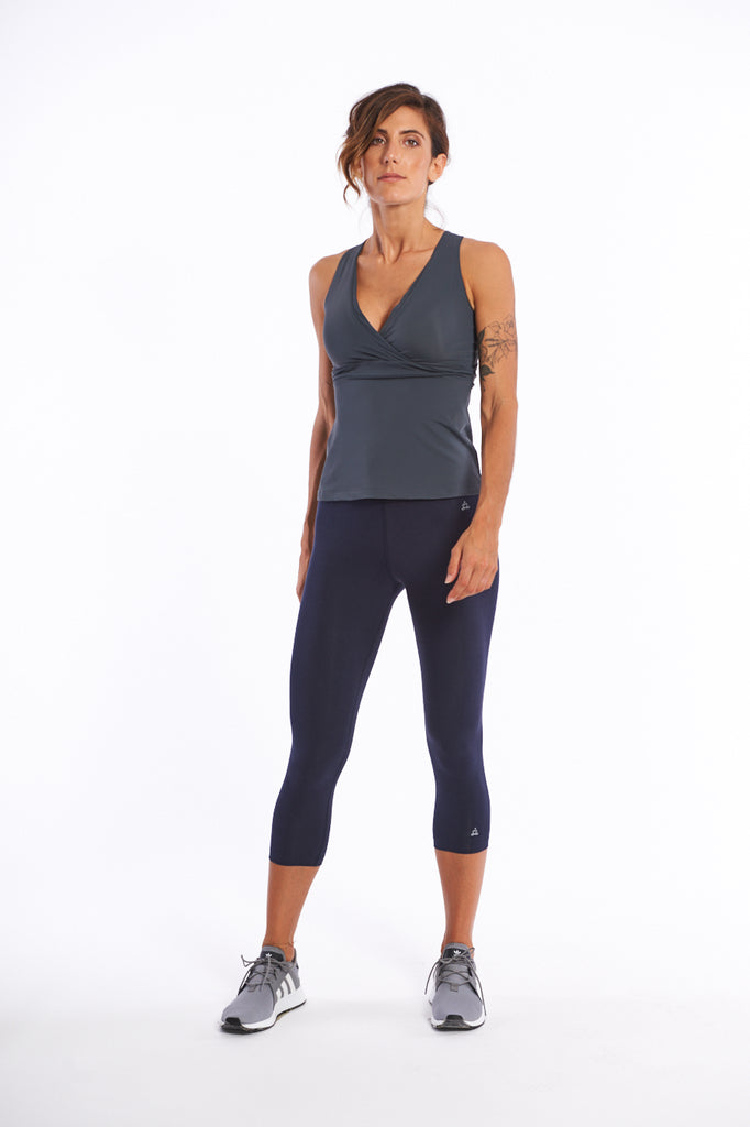 Quick drying activewear top for SUP