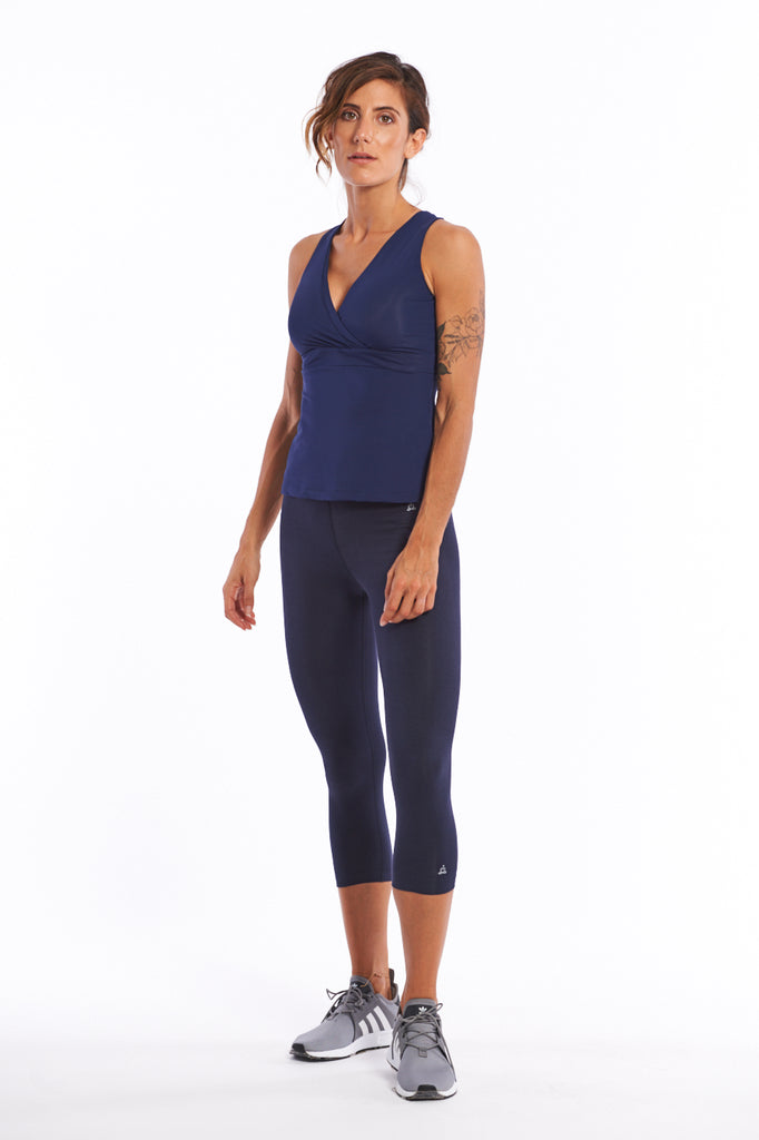 Activewear top for stand up paddle board