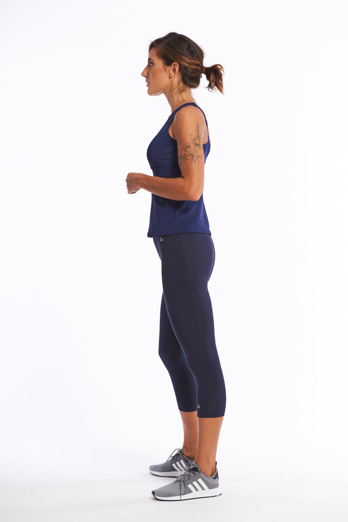 Activewear top quick drying for Bikram yoga
