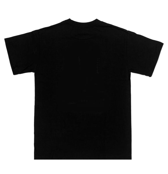 Save Your Apologies S/S Tee Black