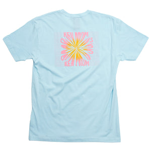 Dandelion Light Blue Girls Tee