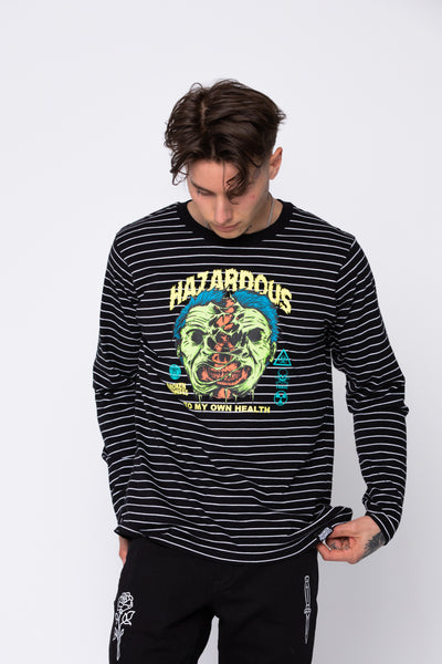 Hazardous Stripe L/S