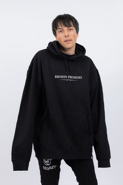 Feeled Guide Hoodie Black