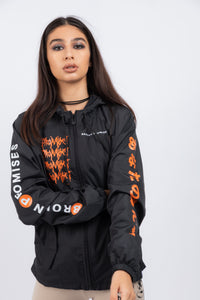 Addiction Windbreaker Jacket