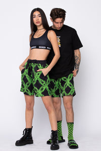 Link Up Shorts