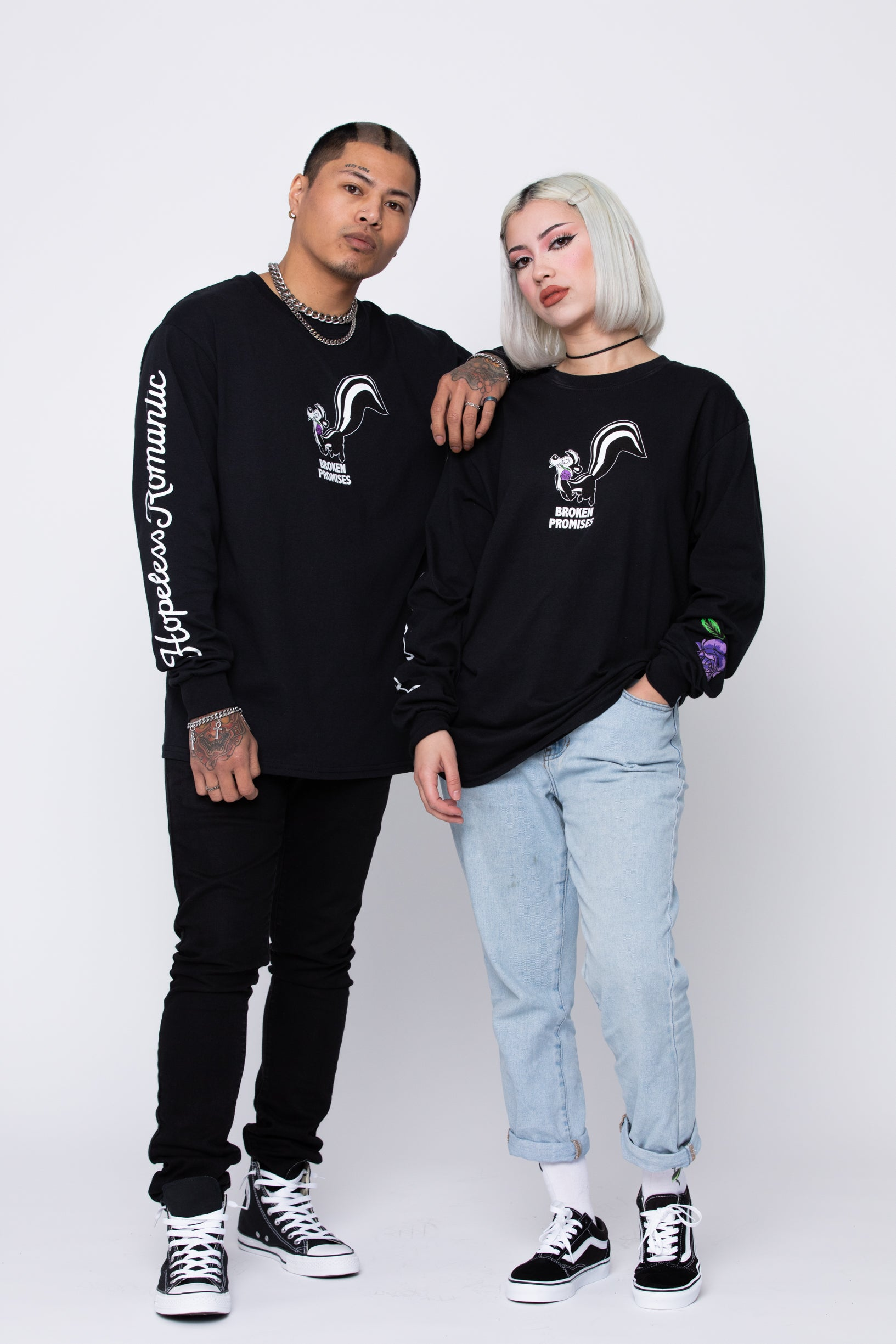 Pepe Le Pew Thornless L/S