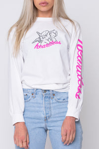 "Heartless L/S ""Pink"""