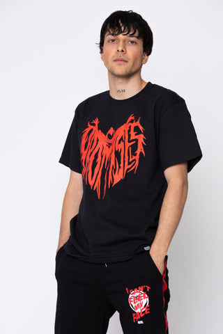 Death Cloak S/S Tee Black