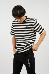 Thornless Striped Tee