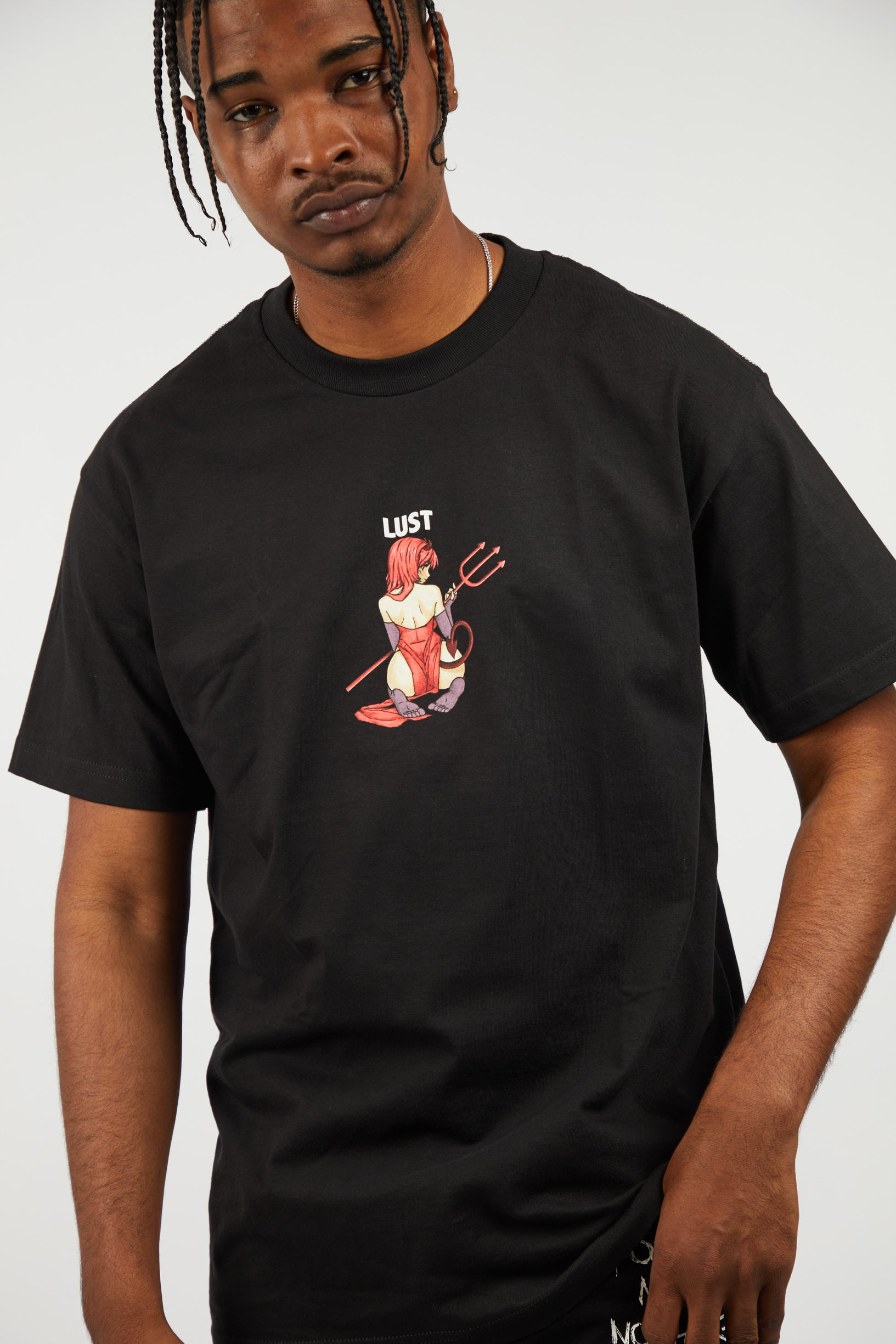 Lust Anime Girl Tee
