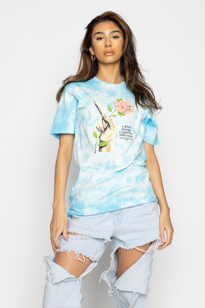 Wishing Well Tie Dye Tee