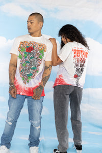 Up in Smoke V-Dye S/S Tee - BPxYH