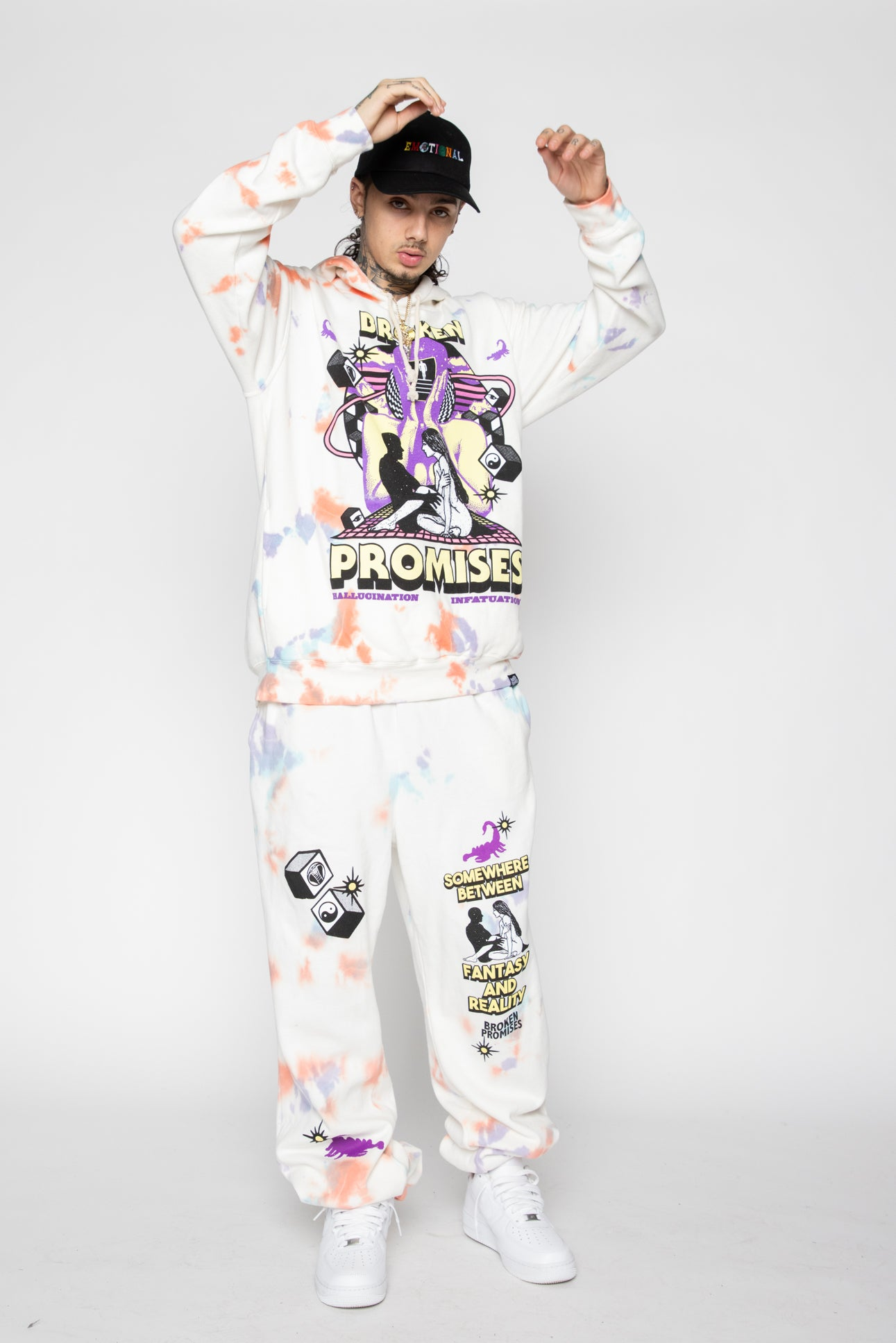 Fantasy & Reality Sweat Pants