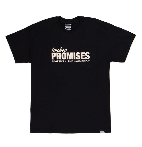 Enabler Pocket Tee Black