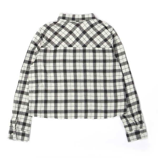 Thornless Cropped Flannel