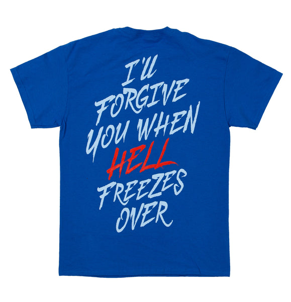 Froze Over Tee Royal