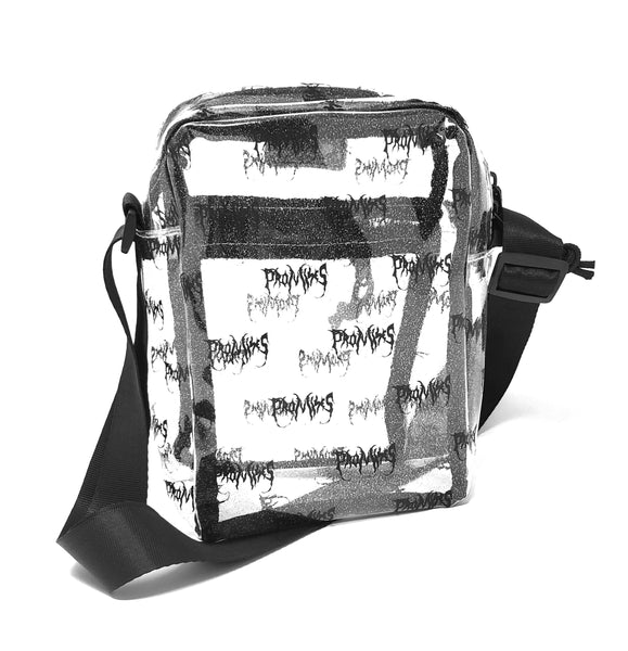 Graveyard Glitter Side Bag