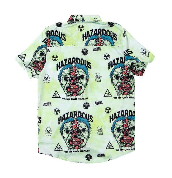 Hazardous Button-Up Shirt