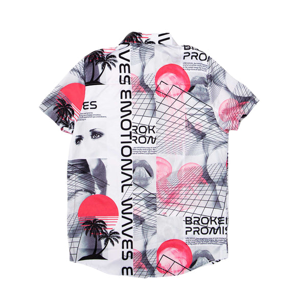 Hella Jelly Button-Up Shirt