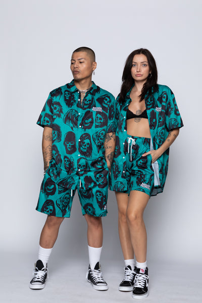 Creeper Guide Shorts Teal
