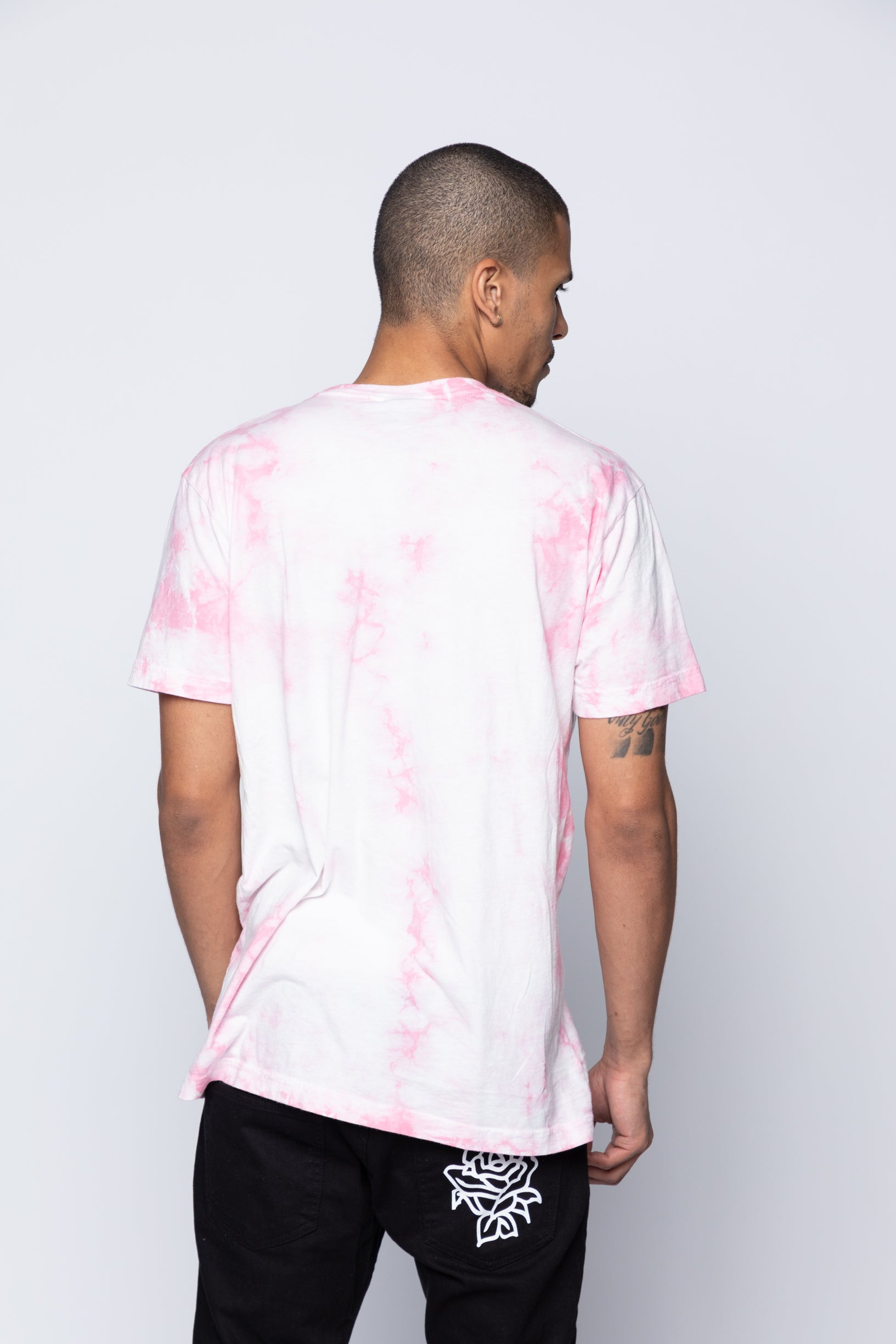 Beach Break Tee Pink