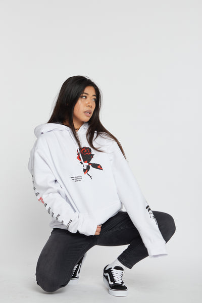 Wired Hoodie White