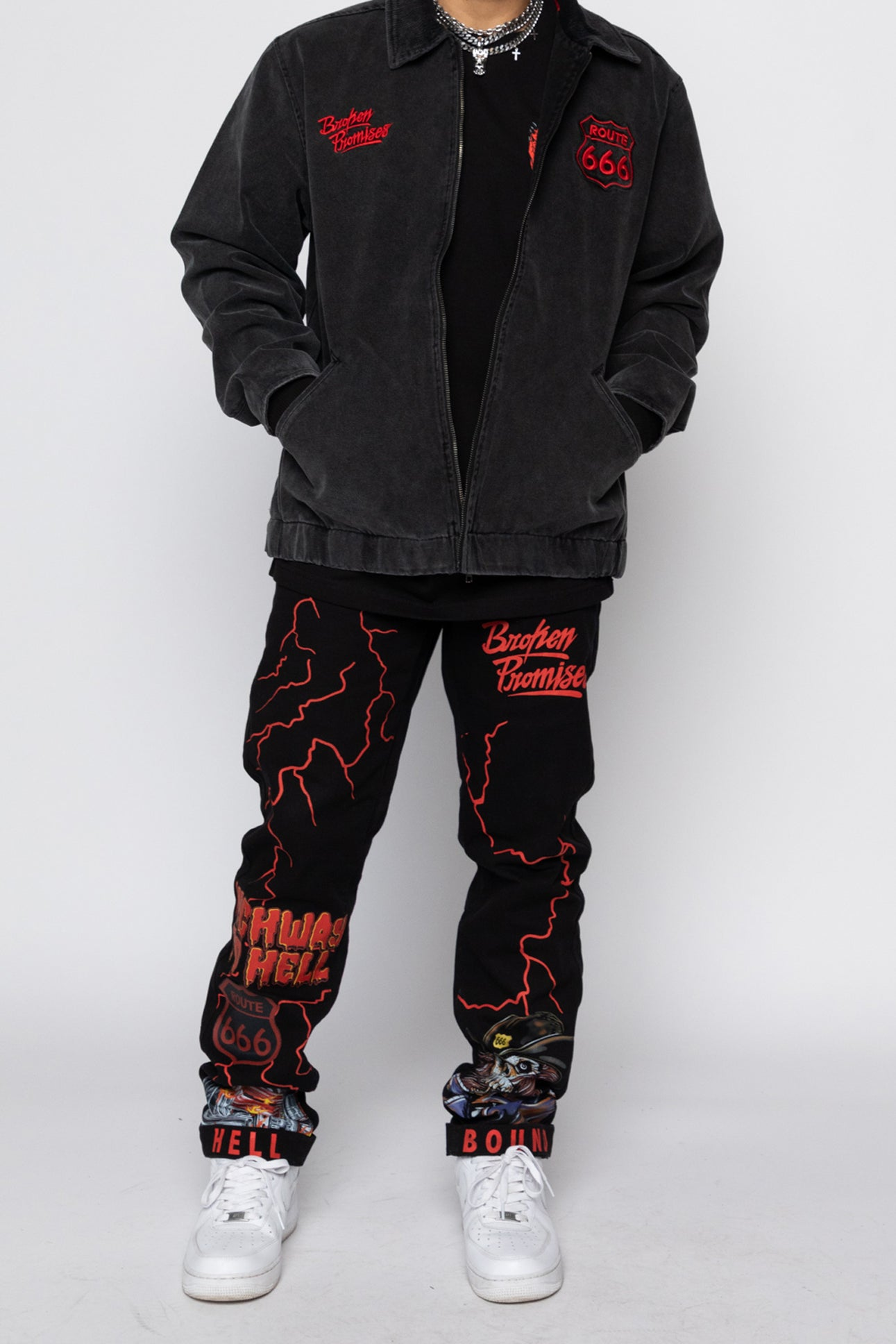 Highway to Hell Chino Pant