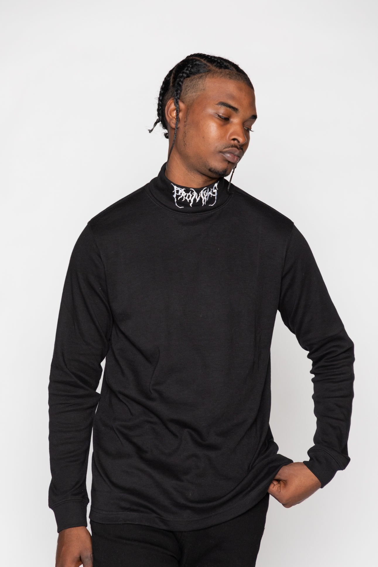 Graveyard Turtleneck