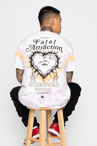 Fatal Attraction Tie Dye S/S Tee