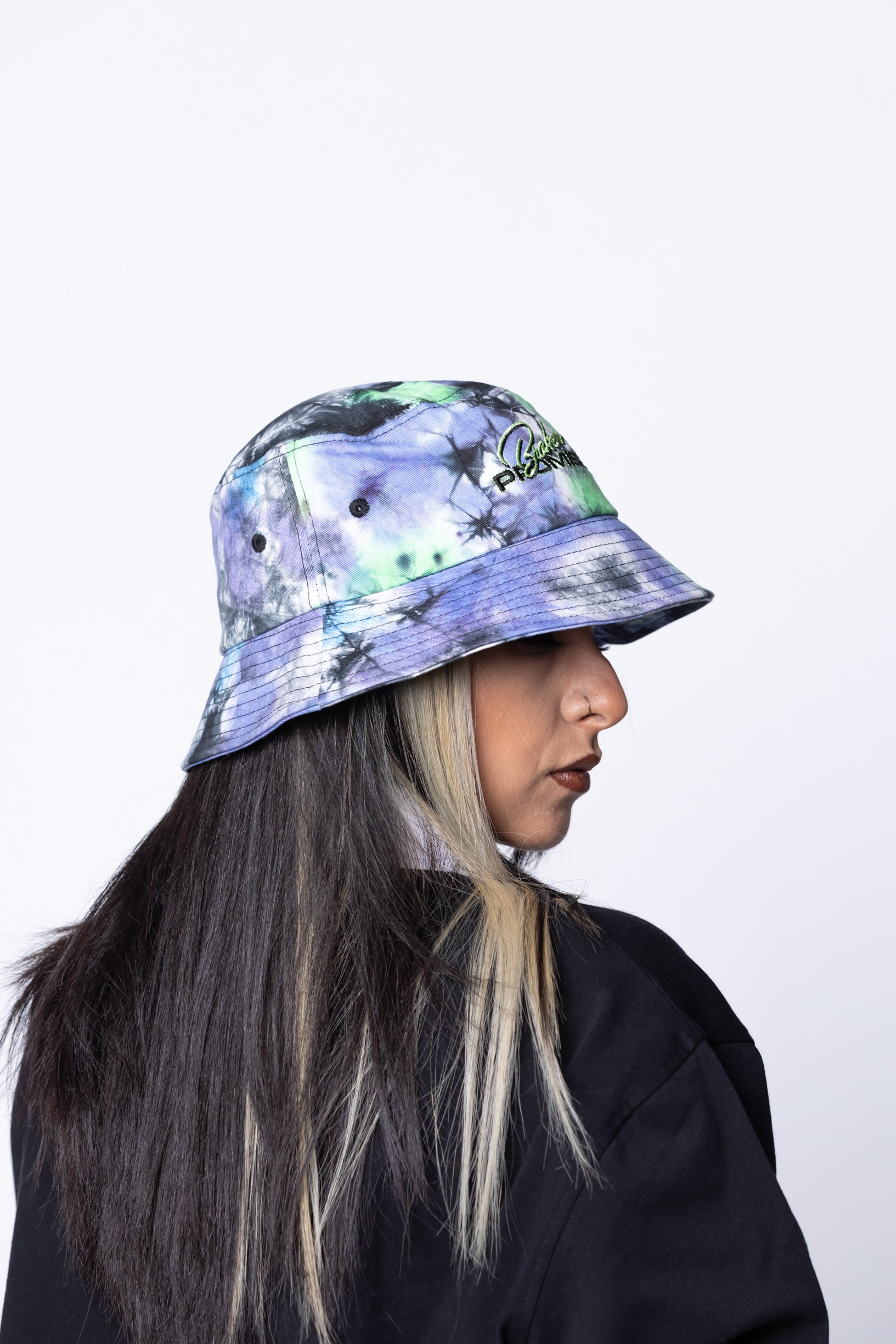 Harm Humanity Bucket Hat