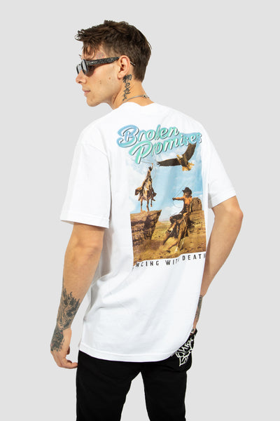 High Noon Tee White