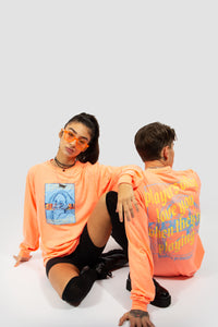 Heartless L/S Coral