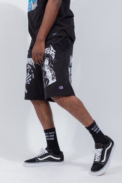 Victory Champion Shorts Black