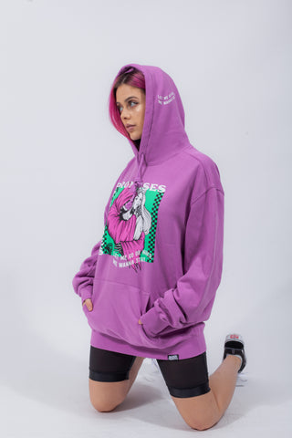 Smother Hoodie Purple