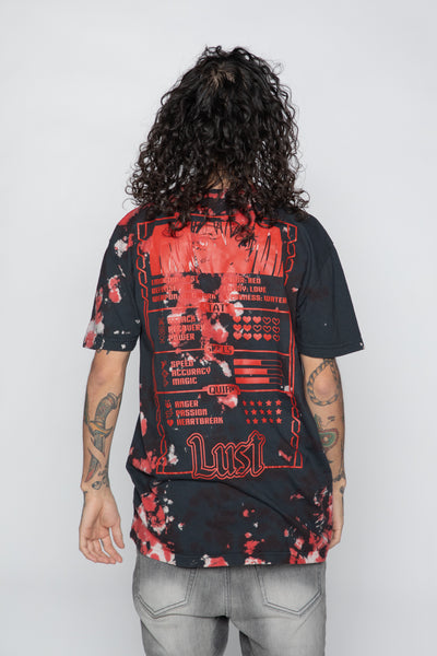 Level Up Lust Tee