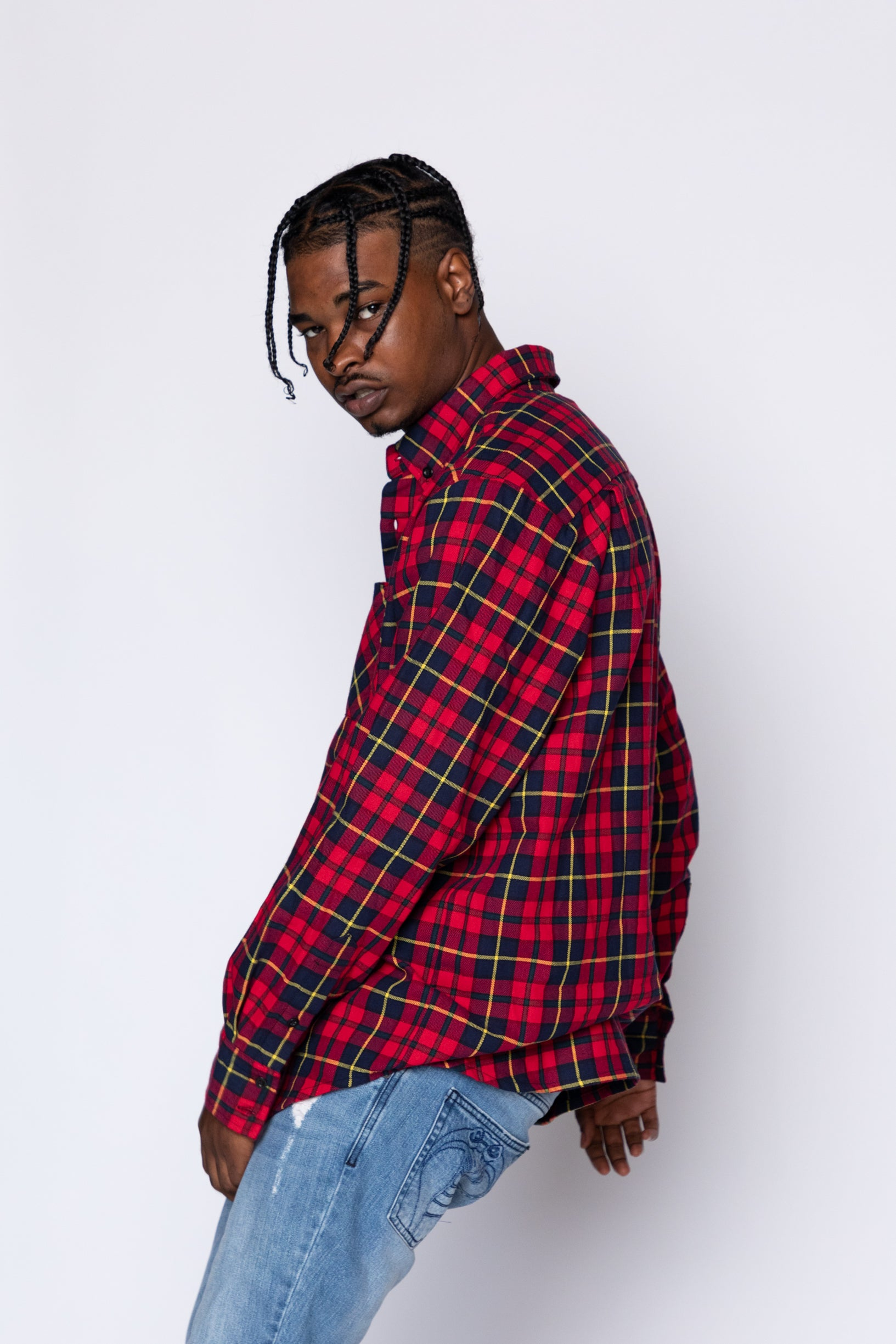 Hellmaker Flannel