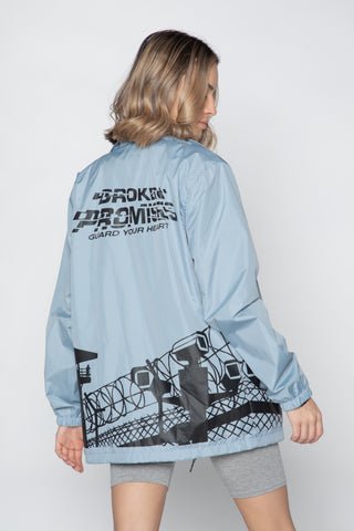 Guard Your Heart Coaches Jacket