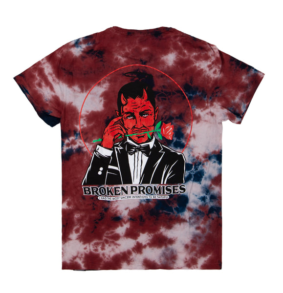 Lucky Lucifer Blood Dye Tee