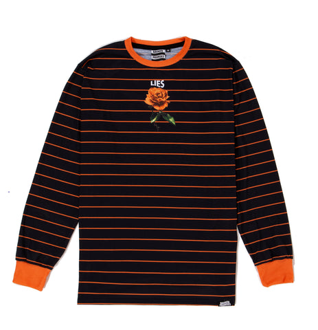 Lies Striped L/S