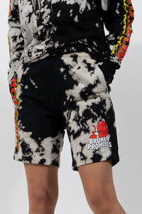Daydreaming Shorts Black - BP x Hot Stuff