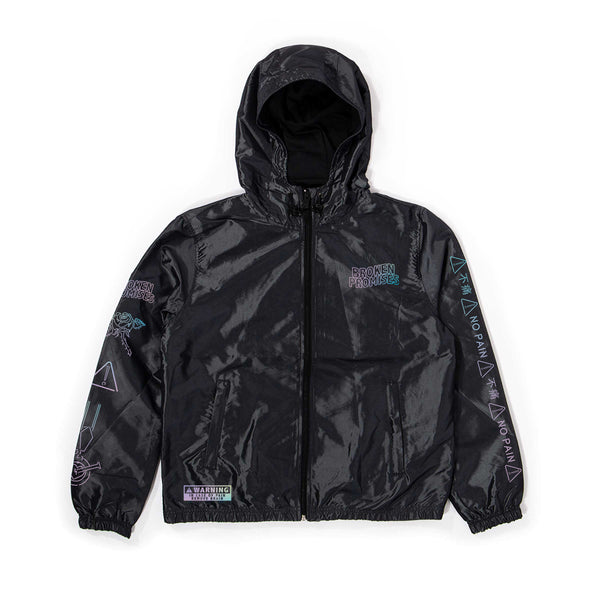 No Brain Reflective Jacket