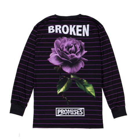 Broken Striped L/S