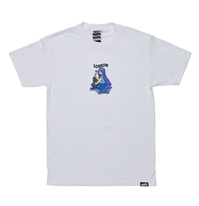 Sorrow Anime Girl Tee