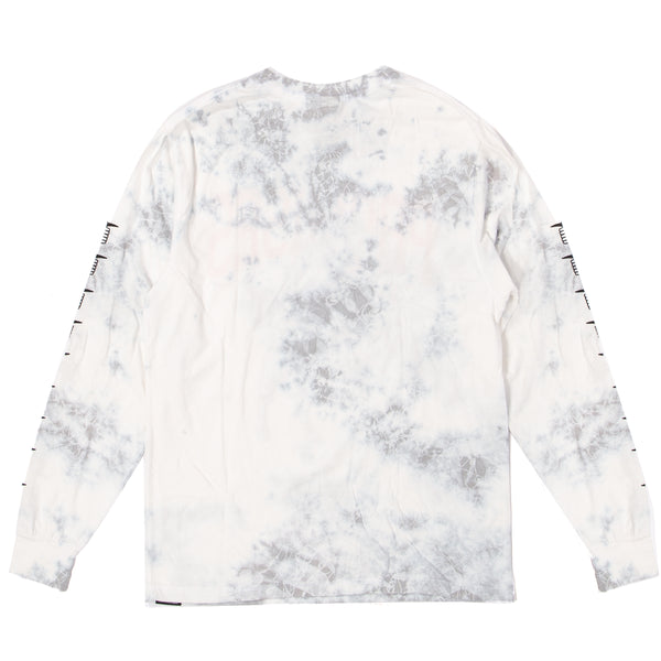 Untamed Crystal Wash L/S Grey