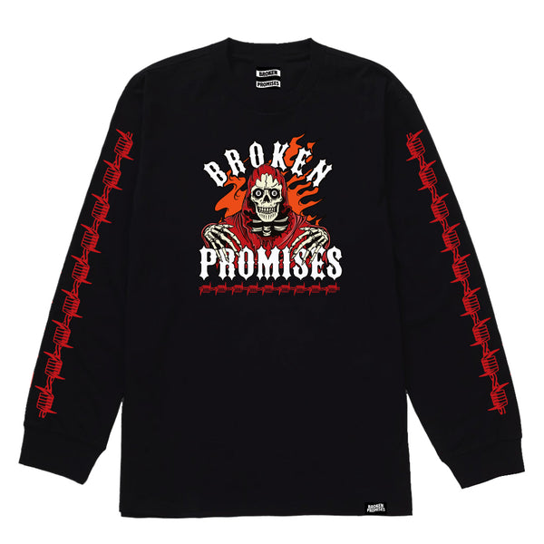 Vengeance L/S Black